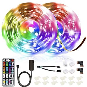 LED Strip Lights 32.8ft/10M RGB (NEW) $29 for Sale in Garden Grove, CA