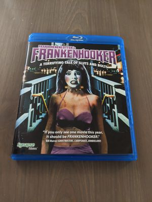 Frankenhooker BluRay for Sale in Marina del Rey, CA