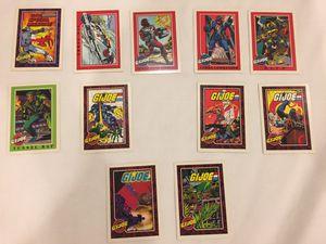 1991 GI Joe cards series 1 for Sale in South El Monte, CA