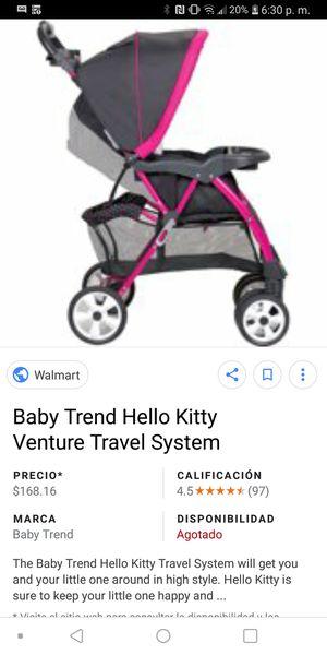 Hello kitty stroller for Sale in Atlanta, GA