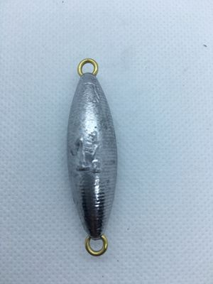 Dolphin tackle torpedo 1.5 oz fishing sinker lead weight for Sale in Yorba Linda, CA