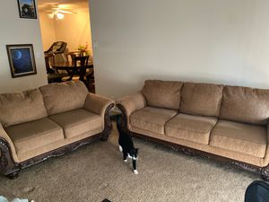FREE sofa and love seat for Sale in Portland, OR