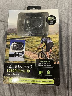 Sports Camera - 1080P Action Pro for Sale in San Diego,  CA