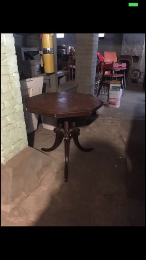 Antique Octagon Table for Sale in Baltimore, MD
