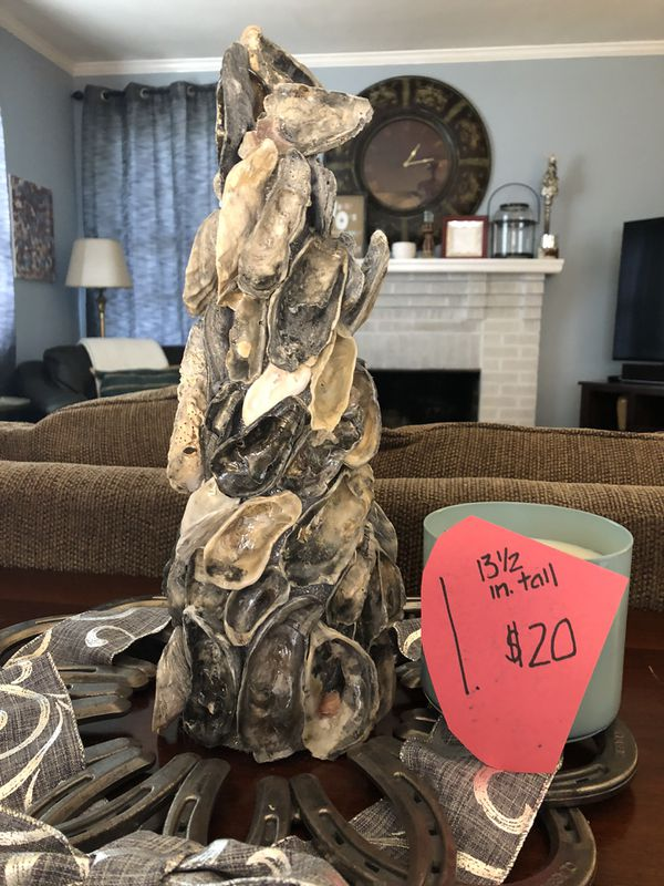 Homemade Oyster Trees
