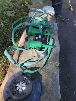 Various sprinklers , watering grass for Sale in Methuen, MA