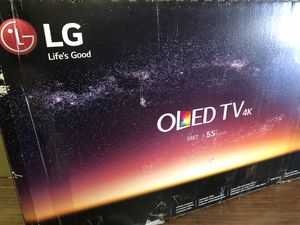 LG 55 inch OLED 4K Tv E7 oled55E7p for Sale in Huntington Park, CA