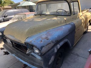 1958 C10 Chevy Apache short bed parts for Sale in Tustin, CA