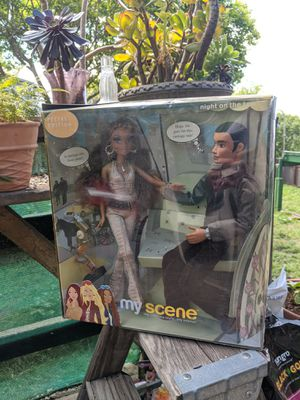 """My Scene Barbie Night On The Town """"Madison & Sutton Doll"""" for Sale in Pinole, CA"""