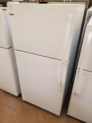 Whirlpool Top Freezer Refrigerator for Sale in Whittier, CA