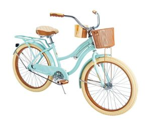 "Huffy 24"" Nel Lusso Girls' Cruiser Bike Mint Green for Sale in Skokie, IL"