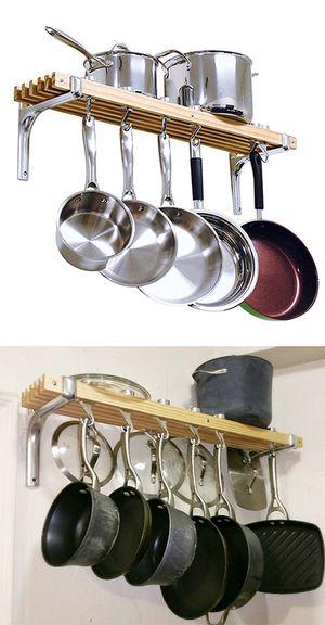 "New in box $30 Kitchen Pot Rack Shelf 36x8"" for Sale in Pico Rivera, CA"