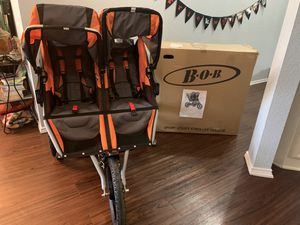 B.O.B Duallie sport double stroller for Sale in Fort Worth, TX
