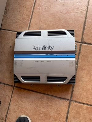 Infinity bass amp for Sale in Compton, CA