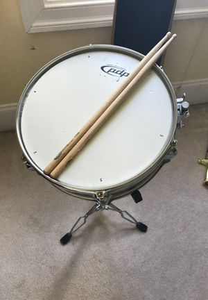 Snare drum with stand for Sale in Germantown, MD