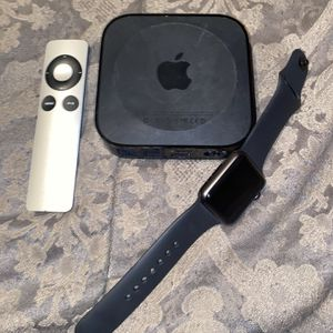 Apple TV & Apple Watch Series 3 for Sale in Stone Mountain, GA