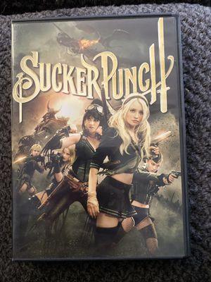 Sucker Punch DVD for Sale in Warren, OH