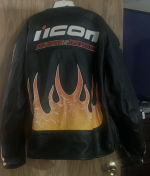 Icon Motorcycle Jacket for Sale in Adairsville, GA