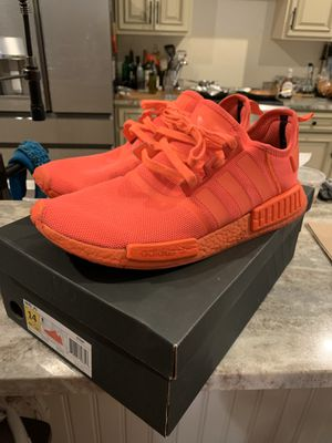 Adidas NMD R1 solar red for Sale in Boston, MA