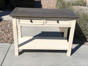 Beautiful Antique Console/Sofa Table for Sale in Goodyear, AZ