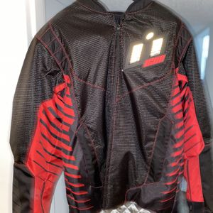 Icon Riding Jacket -2 - Leather Riding Jackets for Sale in Bordentown, NJ