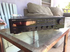 Denon stereo receiver for Sale in Oceanside, CA