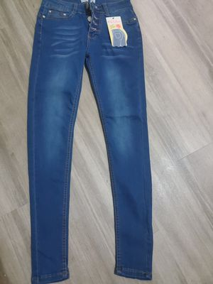 Women's red bottoms jeans size 1-2 for Sale in Santa Ana, CA