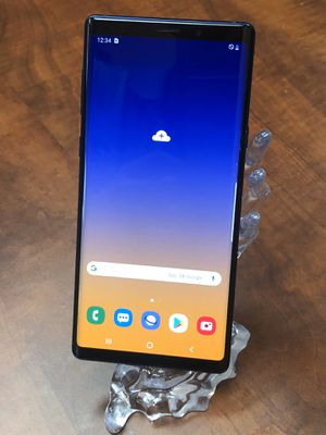 Samsung Galaxy note 9 Unlocked Work Worldwide For any Carriers for Sale in Newark, CA