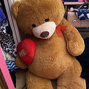 Giant Stuffed Teddy Bear for Sale in Stevenson Ranch, CA