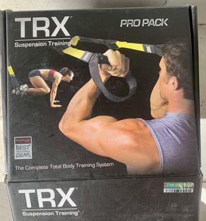 TRX Suspension Training Pro Pack for Sale in Albuquerque, NM