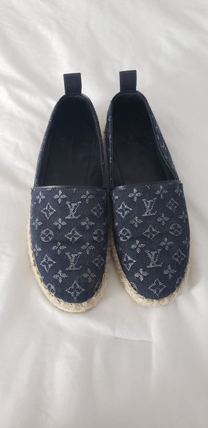 Louis vuitton espadrilles for Sale in Fountain Valley, CA