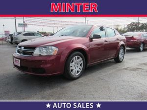 2014 Dodge Avenger for Sale in South Houston, TX