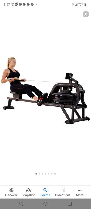 Obsidian surge rower for Sale in Clovis, CA