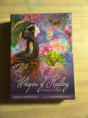 Whispers of Healing Oracle Cards for Sale in Modesto, CA