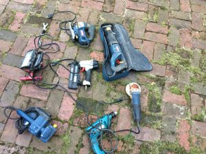 Various power tools $100 for Sale in Washington, DC