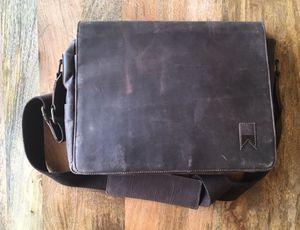 Navali Mainstay Leather Messenger Bag for Sale in Arlington, VA