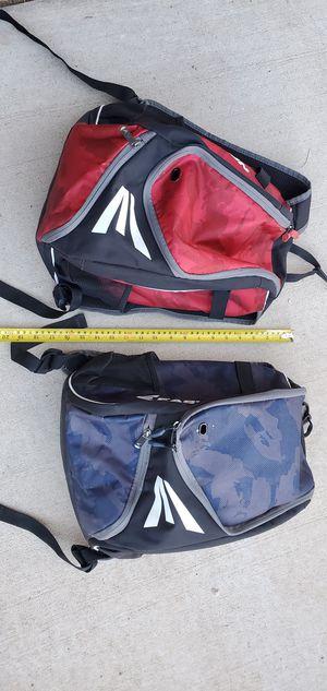 Baseball ready kid backpack 15.00 each for Sale in El Paso, TX