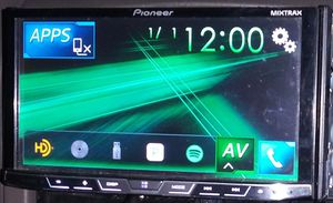 Pioneer double din stereo for Sale in Denver, CO