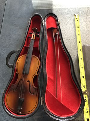 Miniature violin display for Sale in Brooklyn, NY