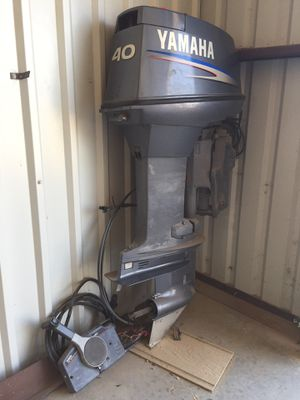 2004 Yamaha 40TLRD for Sale in Odessa, TX