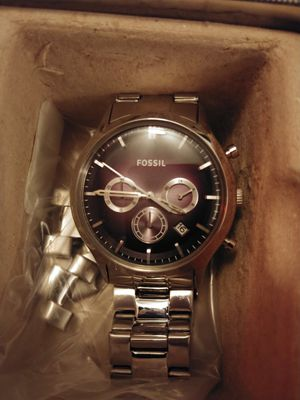 Men's Fossil watch for Sale in Tulsa, OK