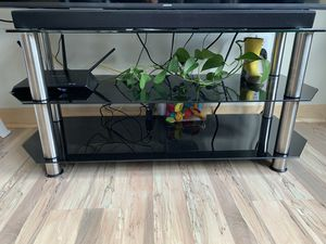 TV stand fits up to a 55 inch TV for Sale in Littleton, CO