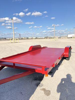 Car haulers car trailer equipment trailer dump trailer utility trailer dolly tow truck trailers for Sale in Miami, FL