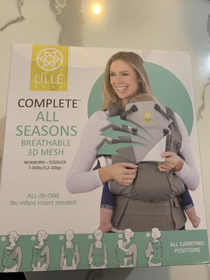 LILLIE BABY 6in1 baby Carrier for Sale in Chula Vista, CA