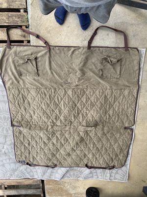 pet hammock waterproof seat cover for Sale in Saucier, MS