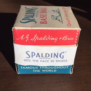 New 1950s Spalding Baseball for Sale in Centreville, VA