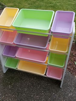 Kids Toy Organizer for Sale in Everett,  WA