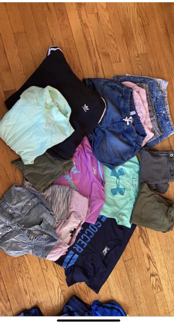 Girl clothes lot size 12-14