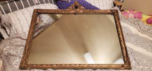 Antique ornate mirror for Sale in Grand Prairie, TX