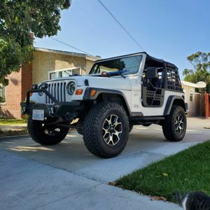 1999 Jeep Wrangler for Sale in Long Beach, CA